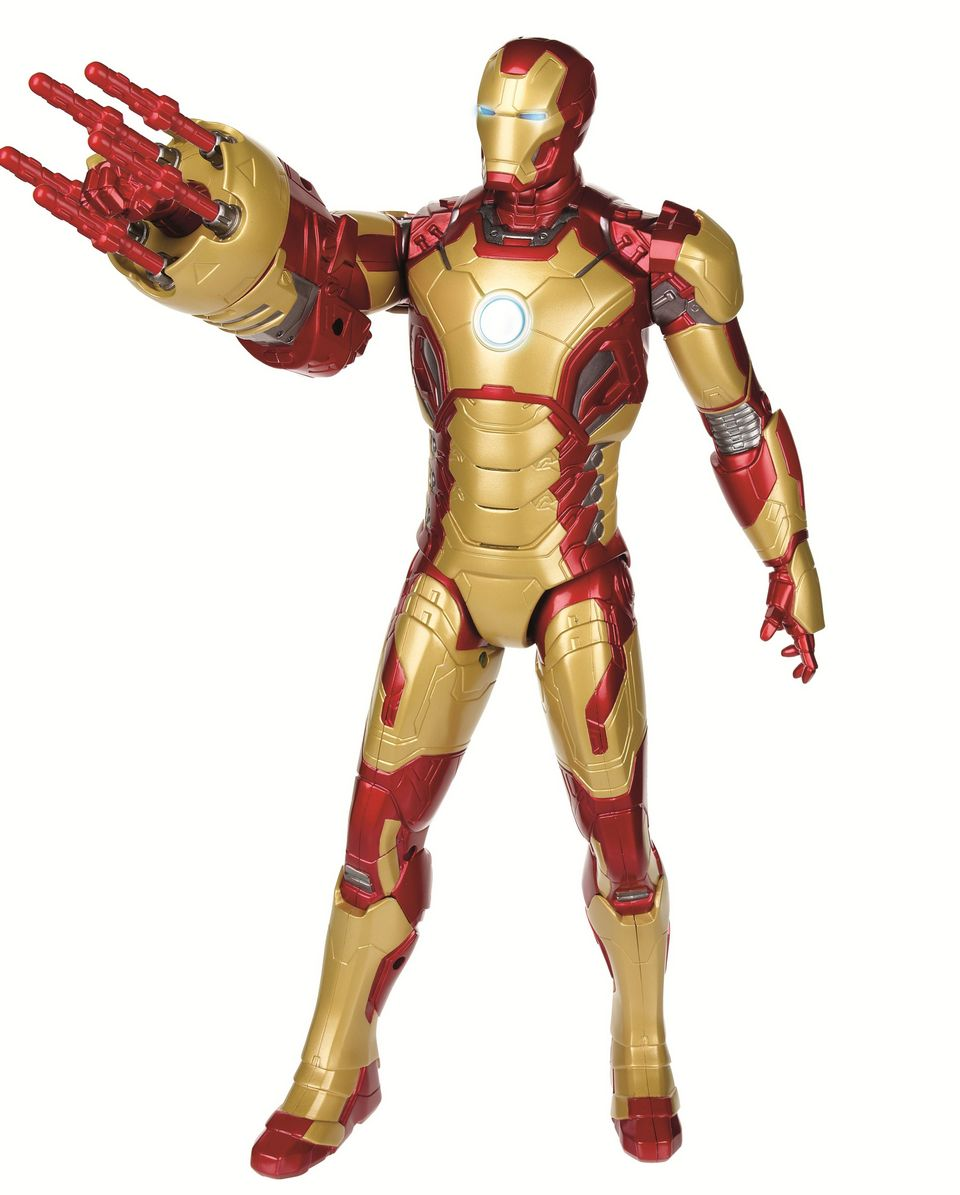 Exclusive Scoop Hasbro Marvel Iron Man 3 Action Figures