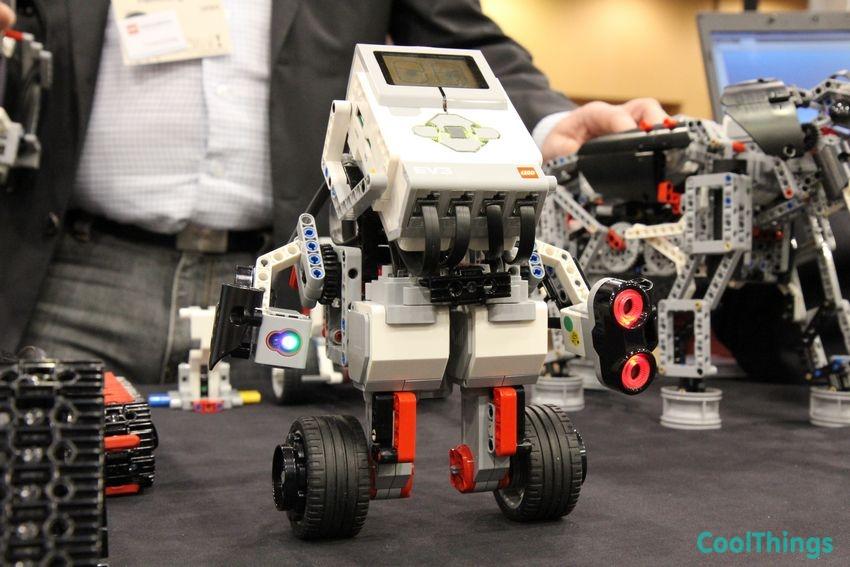 roboter lego mindstorms ev3