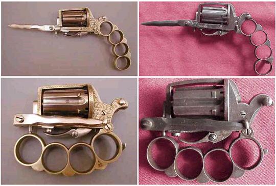 senjata paling berbahaya di dunia