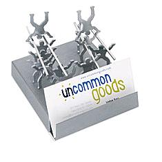 Cool magnetic desktop business card holder colourmoves