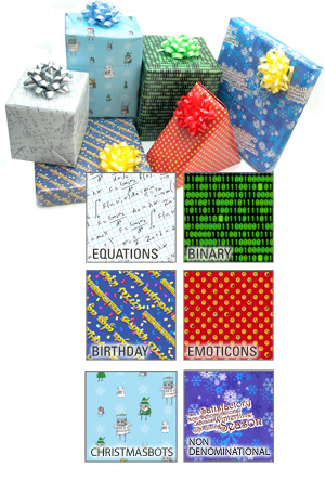geeky_wrapping_paper