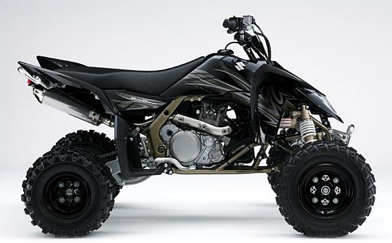 Suzuki Ltr Top Speed