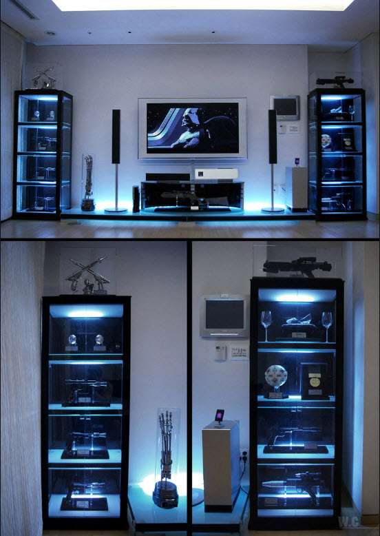 Cho Woong S Star Wars Home Puts Other Collectors To Shame