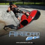 airboard-grind