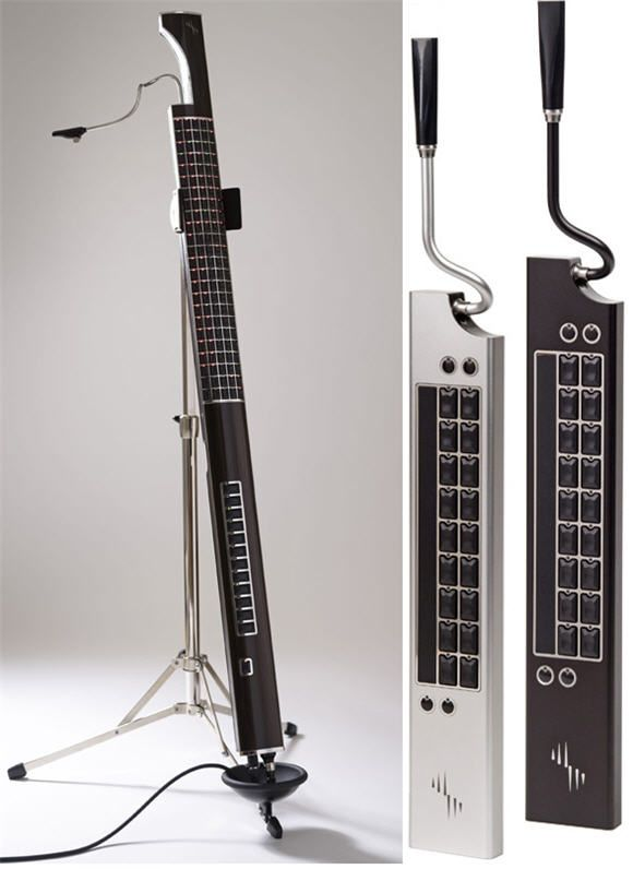 Eigenharp Alpha Makes Your Electronic Musical Instruments ...