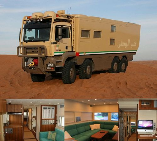 MXXL 24 AH: Why Get An RV When You Can Have A Mobile Fortress?