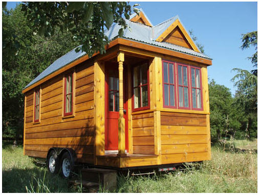 The Tumbleweed House Designs Come In Two Main Varieties, Tiny And Small.  Tiny Houses Range From 65 To 130 Square Feet, Each With A Patio, A Main  Room, ...