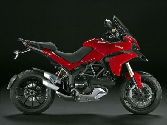 2010 Ducati Multistrada Motorcycles