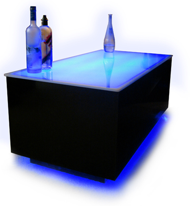 Led Furniture Turns Your Living Room Into A Club Vip Section  Cool Things  To Have. Cool Things To Have In Your Room