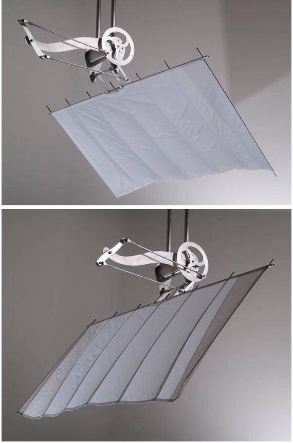 Loft Wing Ceiling Fan Sweeps The Air To Blow Cool Winds Your Way