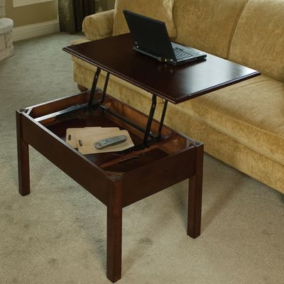 Coffee Table Work Desk