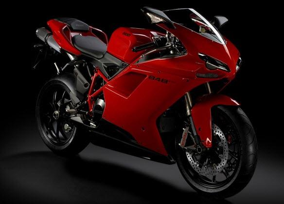 2011 Ducati 848 EVO Brings Higher Specs, Performance Upgrades, Same