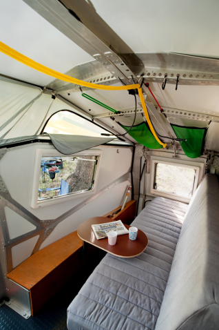 Cricket Trailer, A Camper For Compact Travelers
