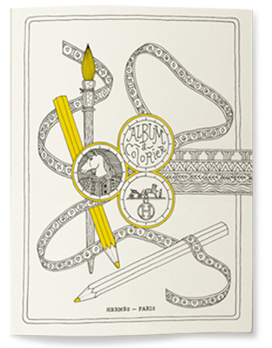 Les 4 Mondes Could Be The World\'s Most Expensive Coloring Book