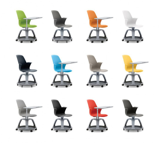 Steelcase Node Updates The Classroom Chair