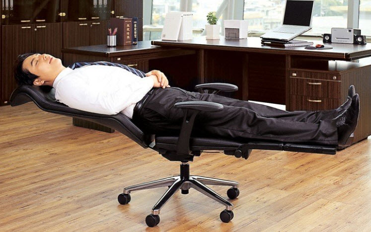 You Can Roll Spin And Swivel That Office Chair All You Want There Aint No Way Its Ever Going To Be Comfortable To Sleep In