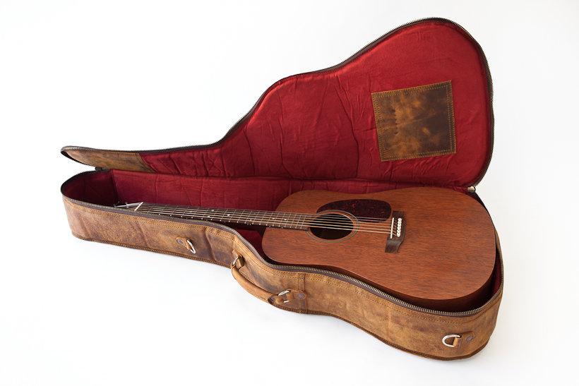 Как сделать чехол для гитары
