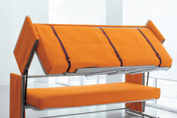 Tent Sofa A Transformable Piece Of Furniture With More Talents Than You Can Imagine