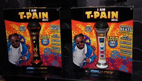 The I Am T Pain Mic