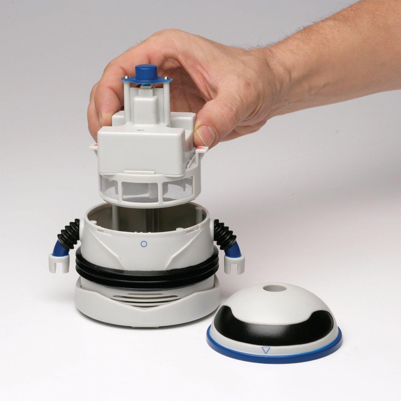 The Robot Vacuum ...