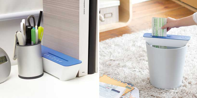The Bridge Is A Compact Shredder That Hangs Over Your