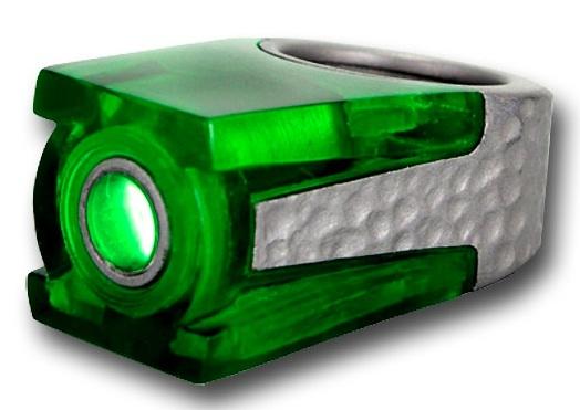 Green Lantern Projection Ring