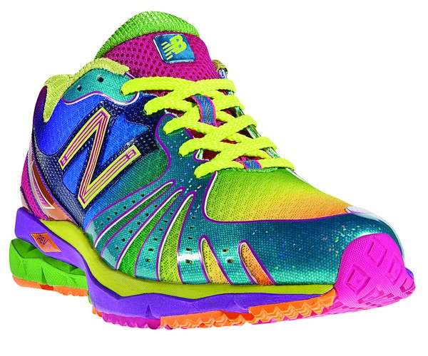 New Balance 890 Revlite Rainbow Blinds People With Color