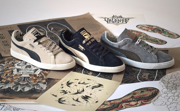 puma suede limited edition Come take a walk!