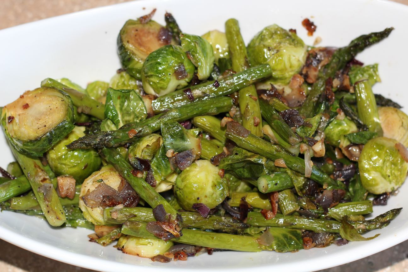 asparagus-brussel-sprouts