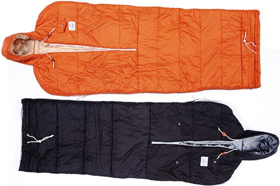 Poler Napsack Wearable Sleeping Bag Looks Warm And Cozy