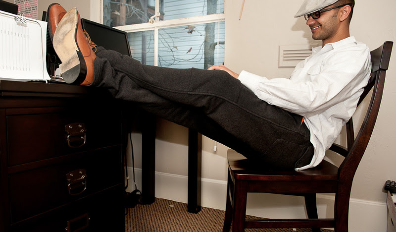 Dress Pant Sweatpants Are Like Pajama Jeans For The Business ...