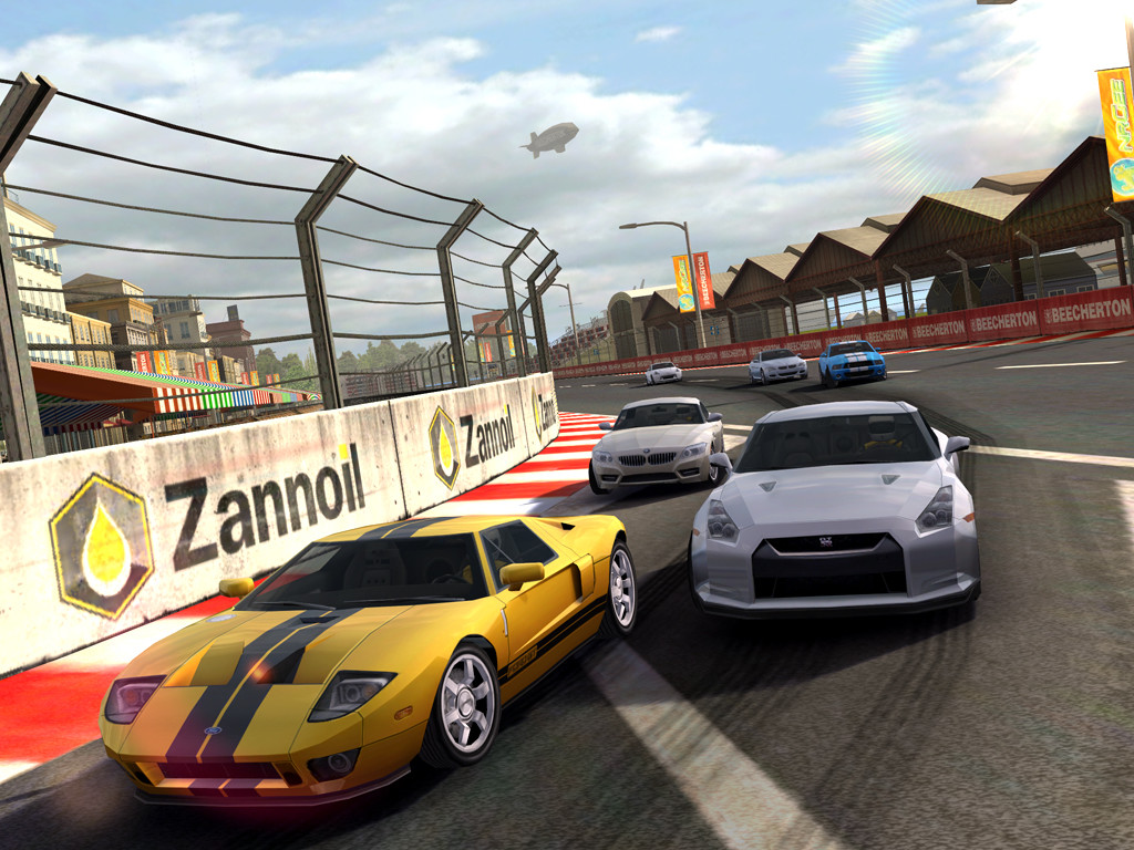 Car Racing Game Com