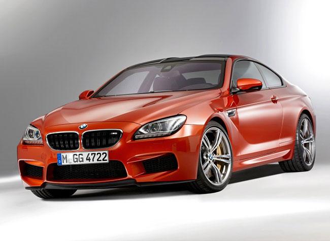 2013 BMW M6 Announced