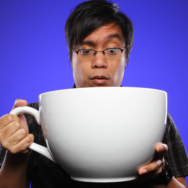 World S Largest Coffee Cup Is Ginormous
