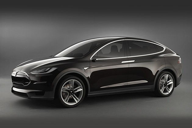 Tesla Model X Electric Suv Seats Seven In Less Than Seconds