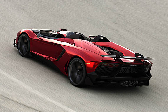 like the hardtop aventador the vehicle packs a 65 liter v12 that pumps out 700 hp to help the car hit speeds of up to 186 mph notable features include a - Lamborghini Aventador Chrome Red