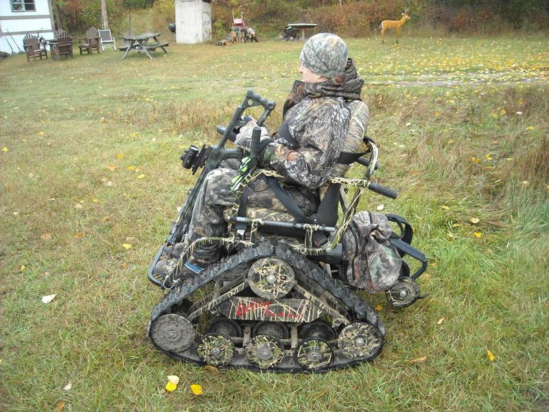 Similiar Wheelchair With Tracks Keywords – All Terrain Chair