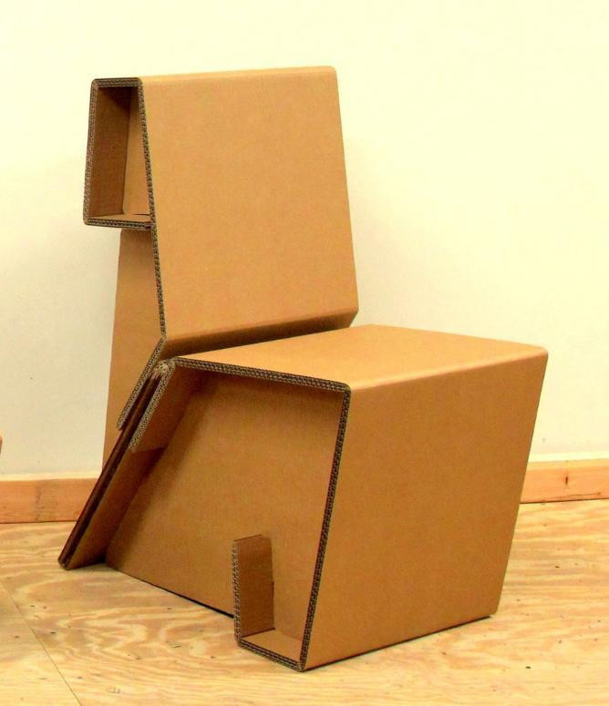 cardboard furniture design. cardboard chair design furniture n