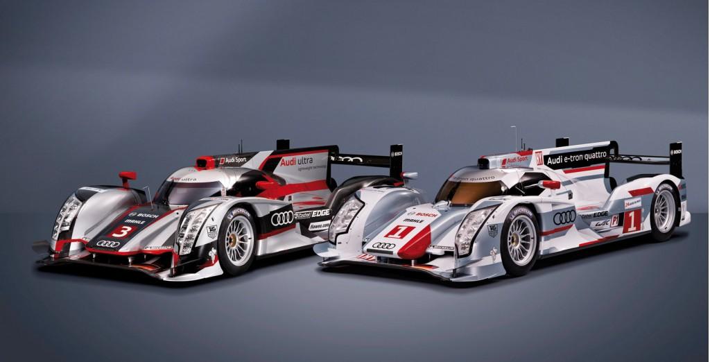 Audi R18 E-Tron Quattro Hybrid Racer Coming To Le Mans
