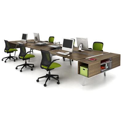office desk layouts. need storage space on that desk just buy a rail put it the side of and hook one their floating cabinets to done office layouts i