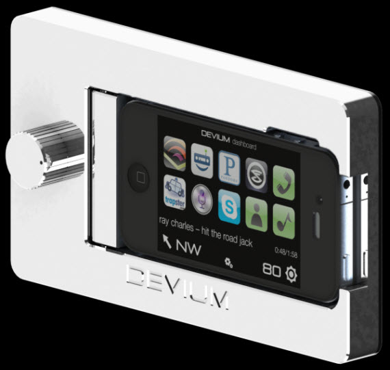 devium dash can make iphone your in dash car stereo. Black Bedroom Furniture Sets. Home Design Ideas