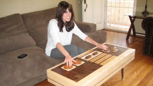 Nes Controller Coffee Table I Want One