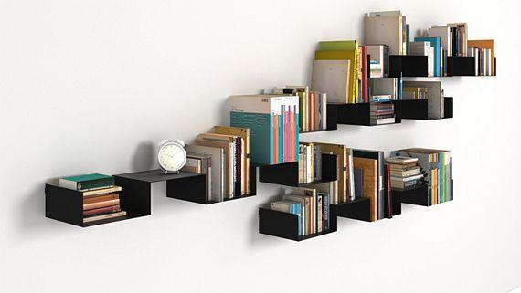 Awesome Shelves moni shelf is one awesome minimal yet customizable shelf