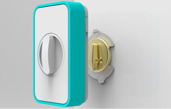 Lockitron Controls Your Door Locks Using Your Smartphone