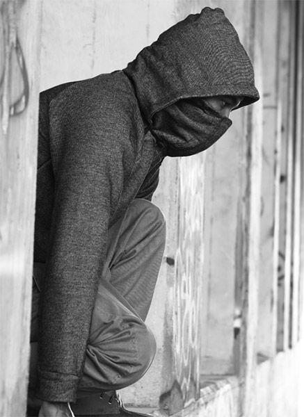 Kino Ninja Hoodie: Casual Wear For City Ninjas