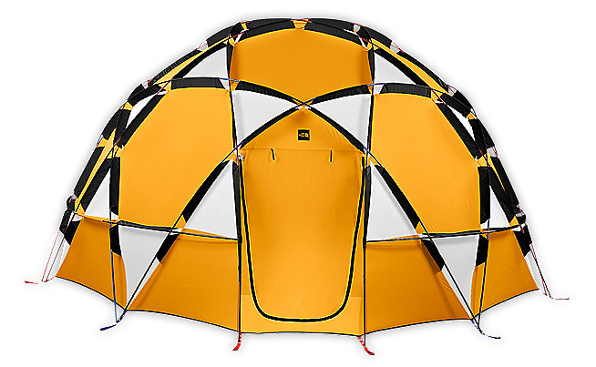 sc 1 st  CoolThings.com & North Face Dome Tent Brings Igloo Shape Extreme Durability
