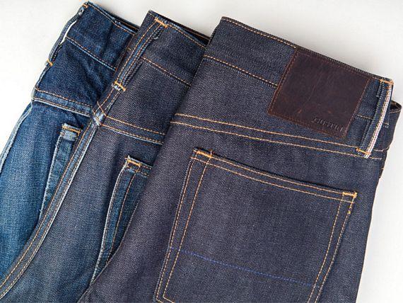 Gustin Denim: Premium Selvage Jeans For $81