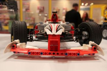 LEGO Technic Grand Prix Racer 42000-1