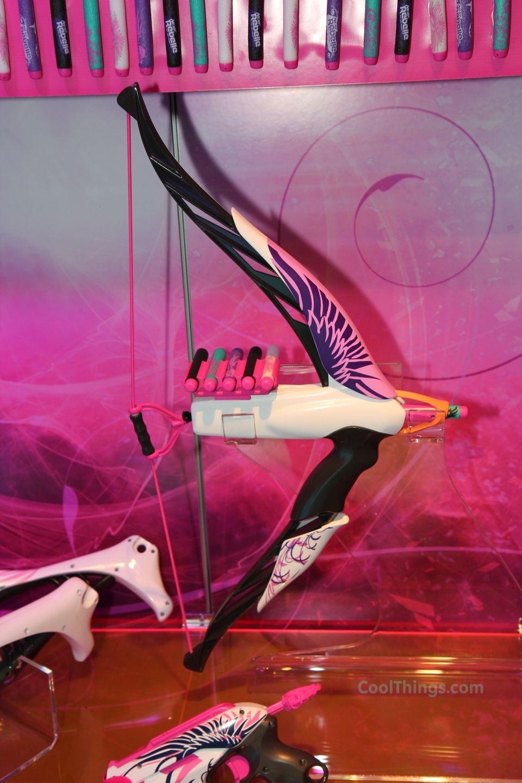 Nerf Rebelle Heartbreaker Bow For Girls