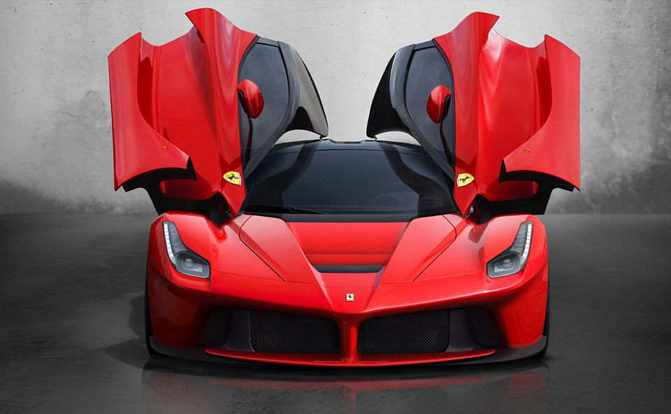 Ferrari LaFerrari: The Fastest Ferrari Road Car Ever